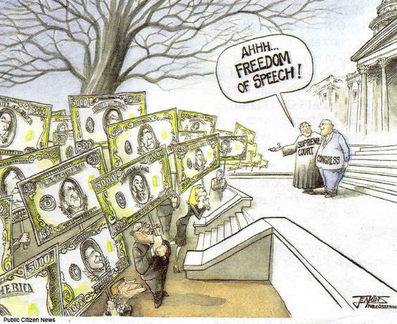 money = freedom