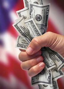 Money controls government
