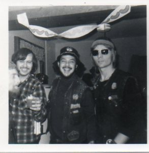Highwaymen party
