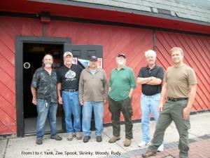 2012 Highwaymen Reunion, Brighton Bar, Long Branch